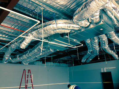 commercial air conditioning contractors